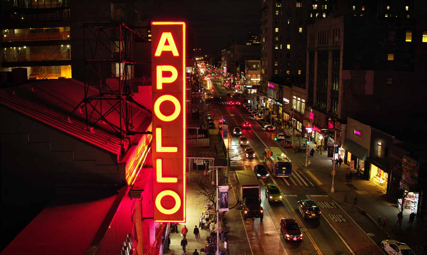 The Apollo - documentary by Roger Ross Williams